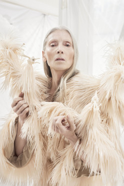 Iris van Herpen, Wilderness Embodied Courtesy Iris van Herpen. Photo: Petrovsky & Ramone for Gemeentemuseum Den Haag