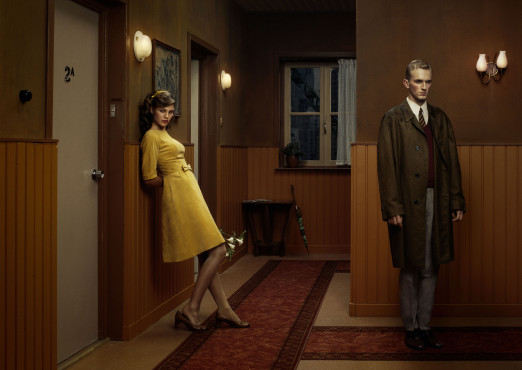 Erwin Olaf, Hope, The Hallway. 2005 © Erwin Olaf. Courtesy Hamiltons Gallery, London / Edwynn Houk Gallery, New York