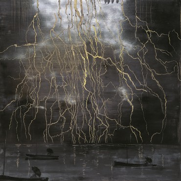 Norbert Schwontkowski, Electricity, 2007, private collection