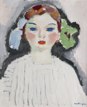 Kees van Dongen (1877-1968) Dolly (The Artist's Daughter), 1909 Oil on canvas Kunstmuseum Den Haag
