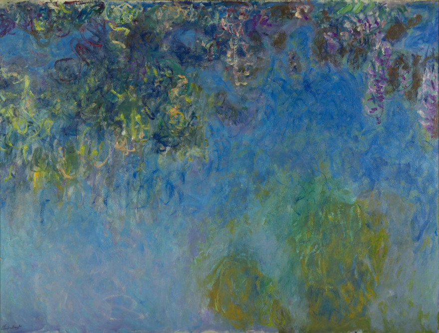 Monet Waterlelies